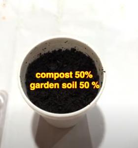 tomato soil composition