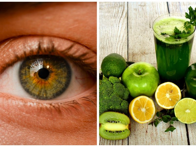 Does Green Leafy Vegetables Improves Your Eyesight and Eye Health? (Distinguish between reality and myth)