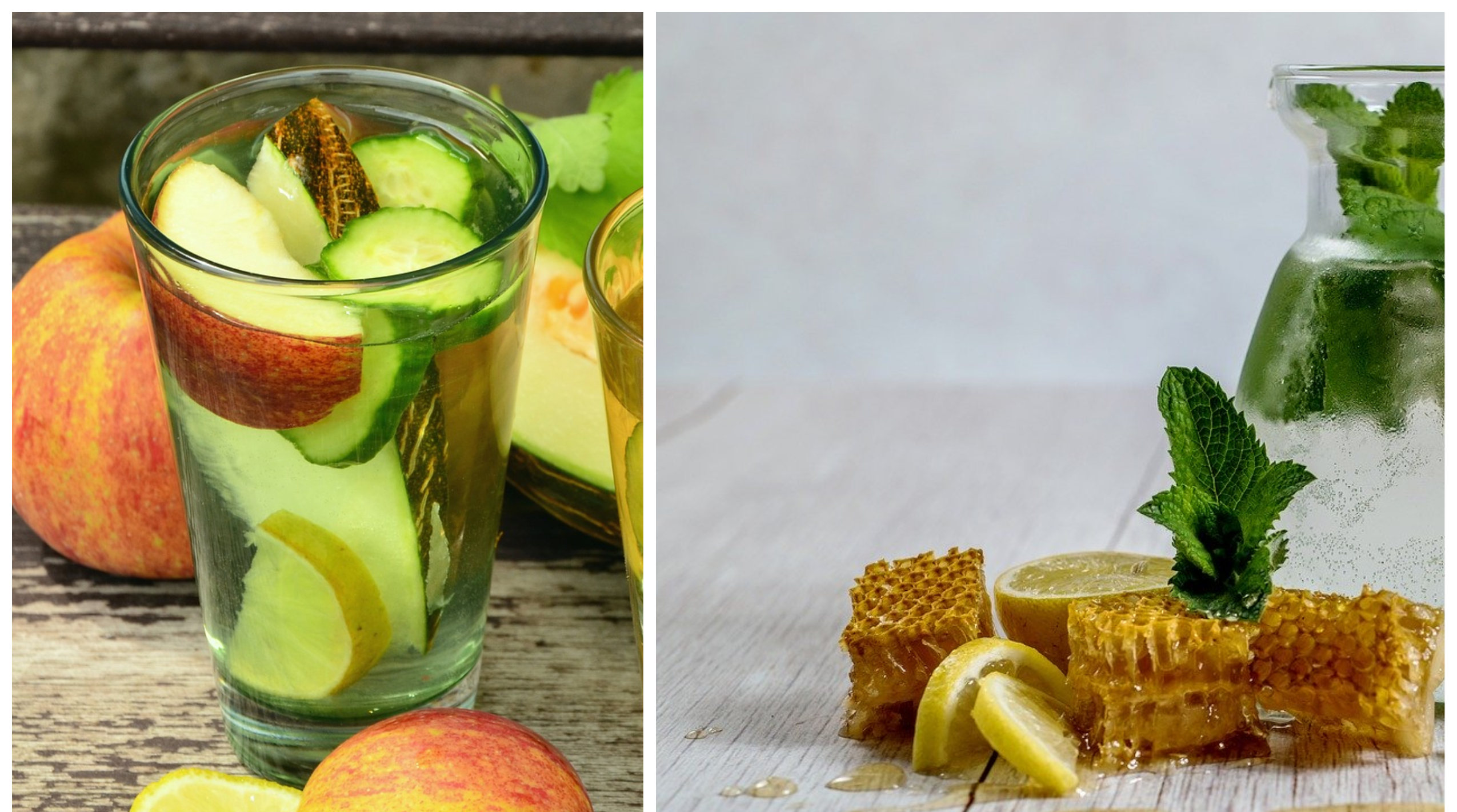 Amazing Infused Water Remedies